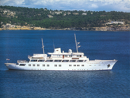 Alpha Marine LTD PRINCESS TANYA - 57.60 m